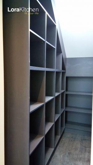 Lora Kitchen Design - Storage Cabinet